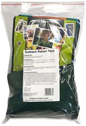 Back Country Cuisine Food Ration Pack