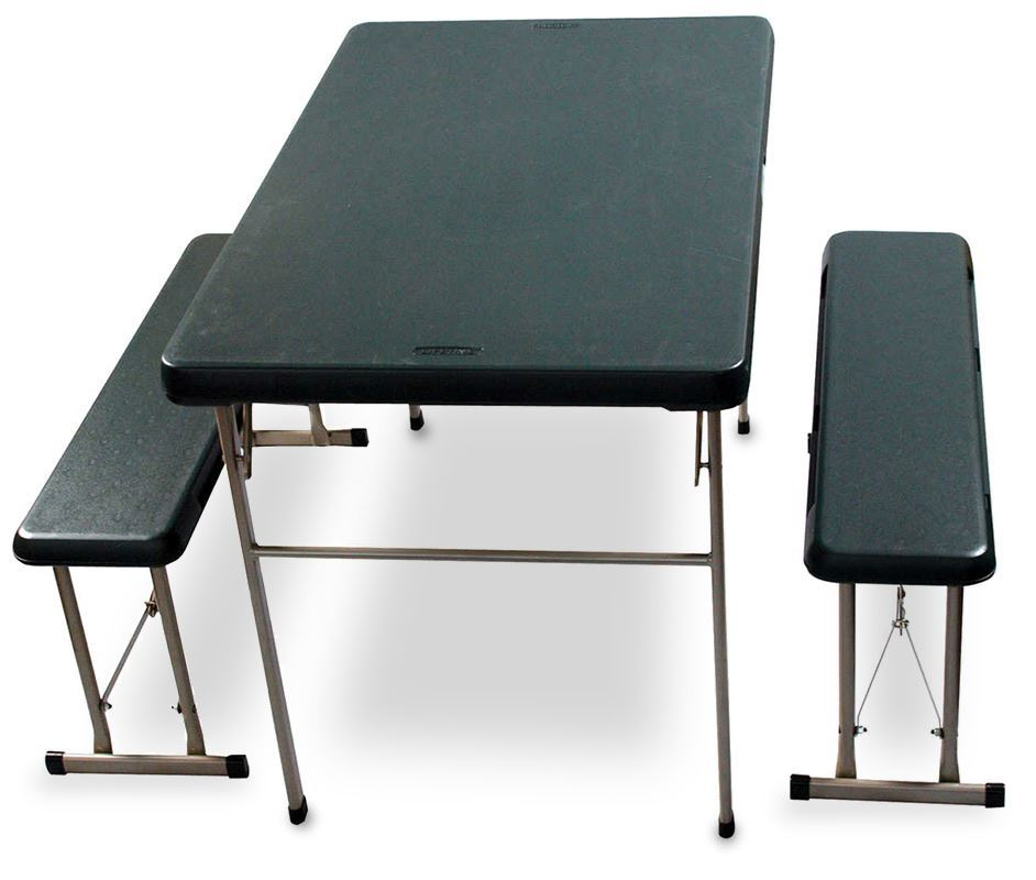 Lifetime Recreation Table and Bench Set