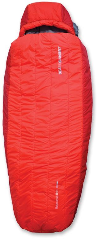 Sea To Summit Basecamp Bt4 Synthetic Sleeping Bag Features