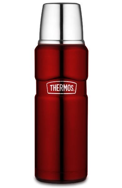 Thermos Stainless King Compact Bottle 470ml Red